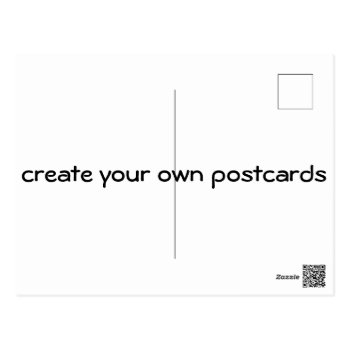Create Your Own Postcards by CREATIVEforBUSINESS at Zazzle