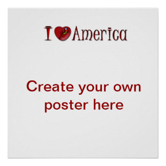 Create your own poster here
