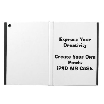 Create Your Own Powis Ipad Air Case by DigitalDreambuilder at Zazzle