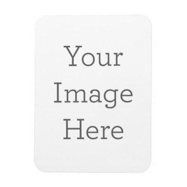 zazzle_templates Create Your Own | Premium Flexi Photo Magnet