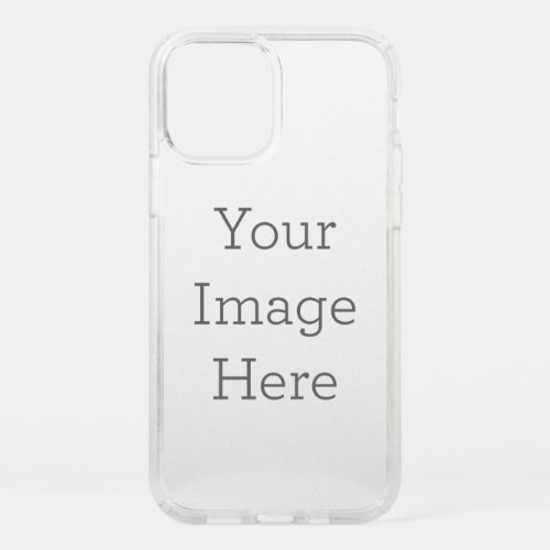 Create Your Own Presidio Glitter Silver Phone Case