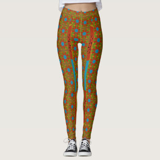 Create Your Own Pretty unique personal colors Leggings