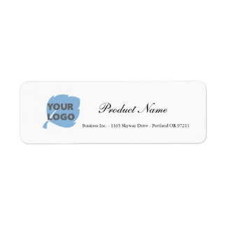 Create Your Own Product Label