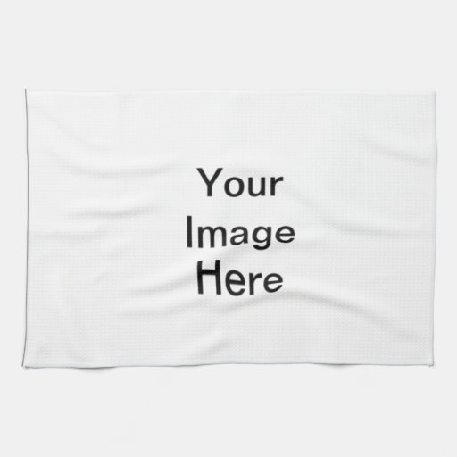 Create Your Own Products Kitchen Towels