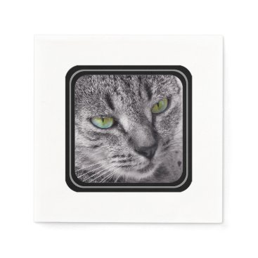 Beach Themed Create your own purrrfect paper napkins