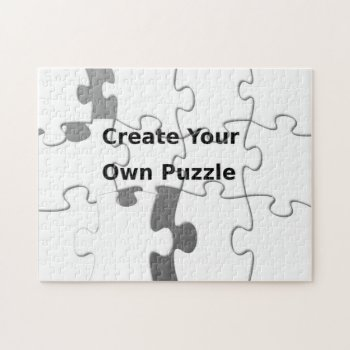 Create Your Own Puzzle by DigitalDreambuilder at Zazzle