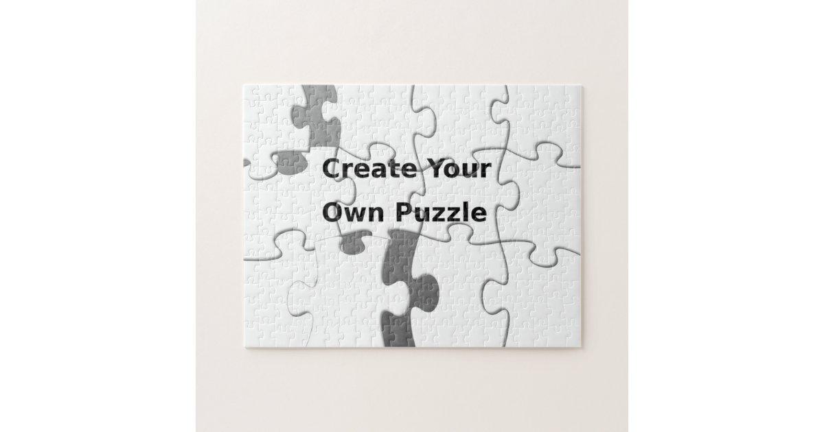 create your own puzzle zazzle com