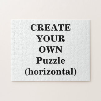 Create Your Own Puzzle (horizontal)