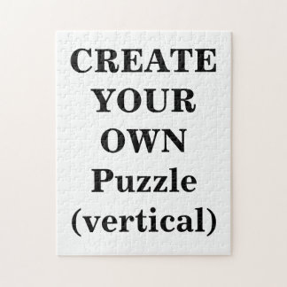 Create Your Own Puzzle (vertical)
