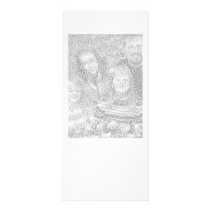 Create Your Own Rack Card Bookmark Or Advert at Zazzle