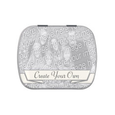 Create Your Own Rectangular Candy Tin at Zazzle
