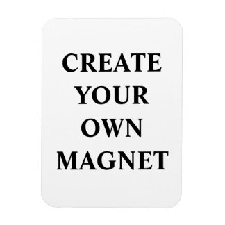 Create Your Own Rectangular Photo Magnet