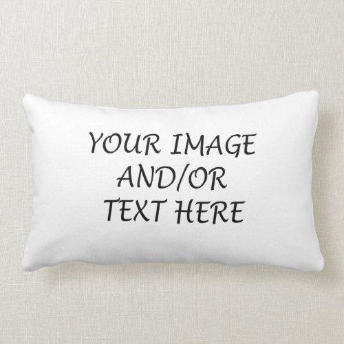 Create Your Own Rectangular Pillow