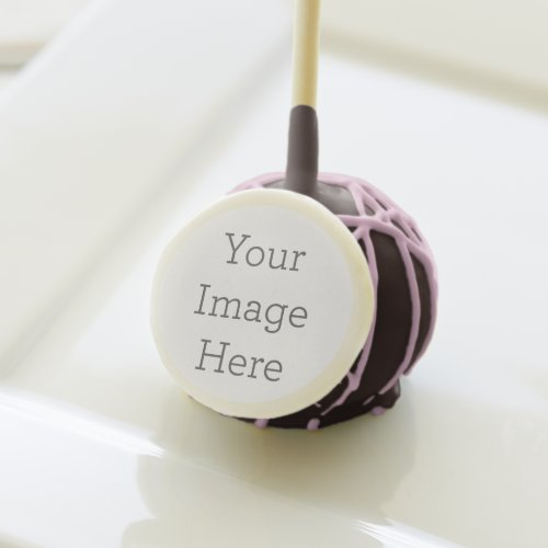 Create Your Own Red Velvet Cake Pops