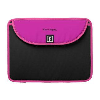 Create Your Own Rickshaw Flap Sleeve MacBook Pro Sleeves