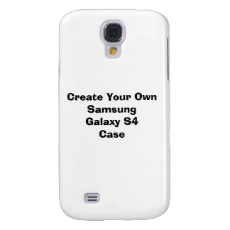 Create Your Own Samsung Galaxy S4 Case