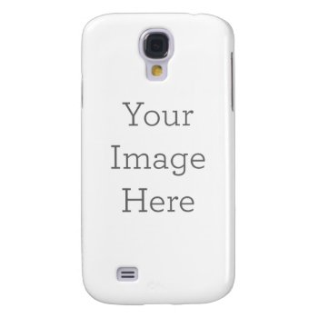 Create Your Own Samsung Galaxy S4 Cover by zazzle_templates at Zazzle