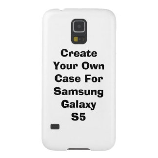 Create Your Own Samsung Galaxy S5 Case (CaseMate)
