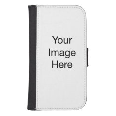 Create Your Own Samsung S4 Wallet Case at Zazzle