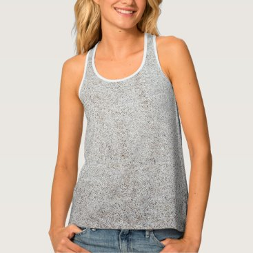 Create your own | Sand texture photo Tank Top
