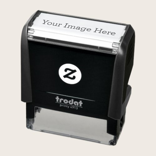 Create Your Own Self Inking Rubber Stamp