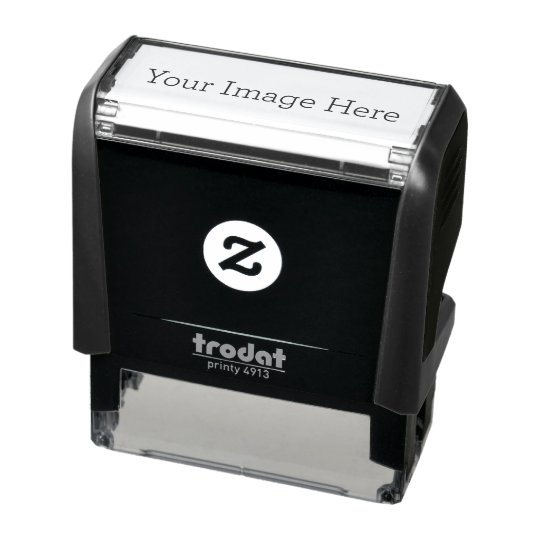Design Your Own Rubber Stamp: Create Your Own Self Inking Rubber Stamp