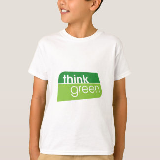 CREATE YOUR OWN SENSATIONAL GREEN T-Shirt
