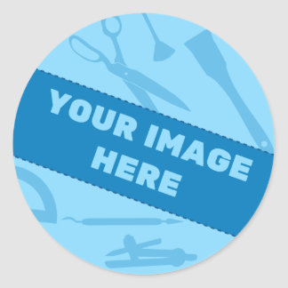 Create Your Own Set of Round Stickers