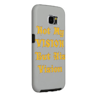 Create Your Own Silver and Gold Vision Samsung Galaxy S6 Case