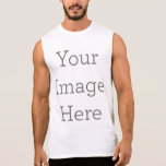 """Create Your Own Sleeveless Shirt<br><div class=""""desc"""">Design your own custom clothing on Zazzle. You can customize this Men's Ultra Cotton Sleeveless T-Shirt to make it your own. Add your own images,  drawings or designs for some seriously stylish clothing that's made for you! Simply click """"Customize"""" to get started.</div>"""