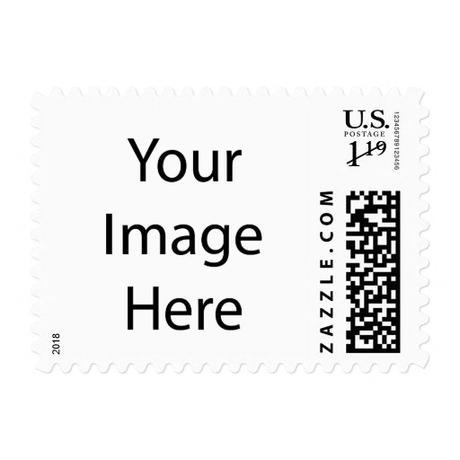 Create Your Own Small $1.19 1st Class Postage Stamp