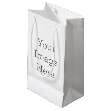zazzle_templates Create Your Own Small Gift Bag