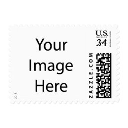 Create Your Own Small Post Card Postage