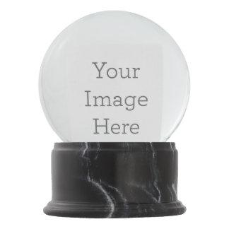 Create Your Own Snow Globe! Snow Globes