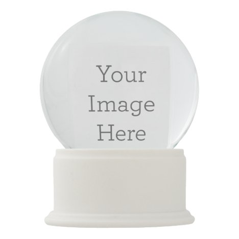 Create Your Own Snow Globe!