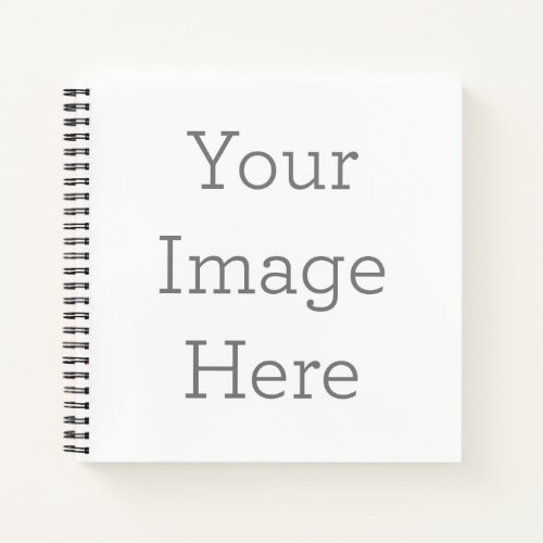 Create Your Own Softcover Spiral Notebook
