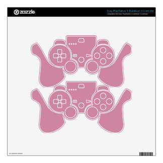Create Your Own Sony PlayStation 3 Controller Skin PS3 Controller Decal