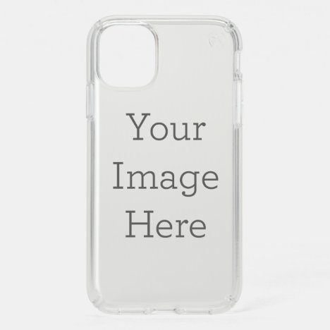 Create Your Own Speck iPhone 11 Case