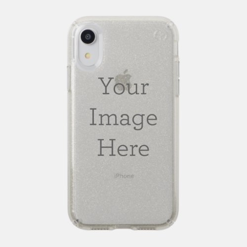 Create Your Own Speck iPhone XR Case