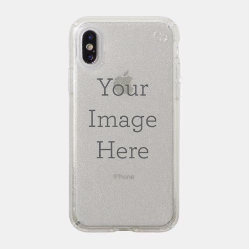 Create Your Own Speck iPhone XS Case