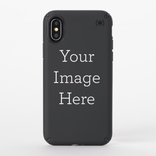 Create Your Own Speck Presidio Pro iPhone X Case