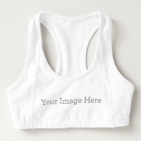 Create Your Own Sports Bra