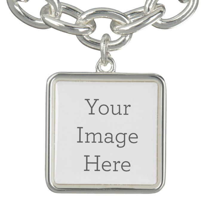 Make Your Own Charm Bracelets: Create Your Own Square Charm Bracelet