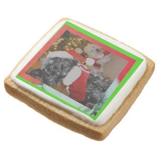 Create Your Own Square Cookies