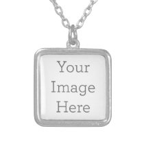 Create Your Own Square Necklace