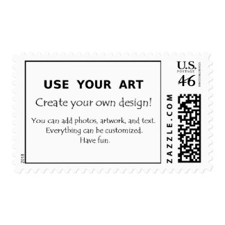 Create your own stamps use your art designs