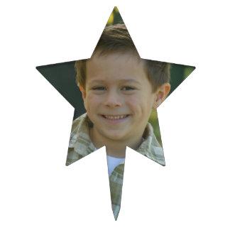 Create Your Own Star Shaped Custom Cake Pick