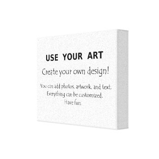 Create your own stretched canvas wall art design stretched canvas print