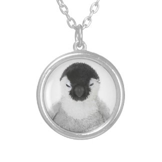 Create Your Own Stuffed Animal Silver Plated Necklace