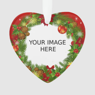 Create Your Own Stylish and Cute Photo Ornament